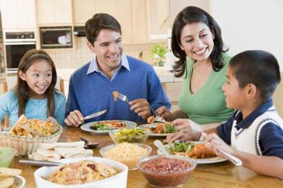 زمان مناسب برای خوردن غذا چه موقع است؟