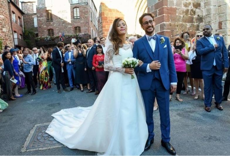 عروسی پسر بزرگ فرانسوا اولاند +عکس
