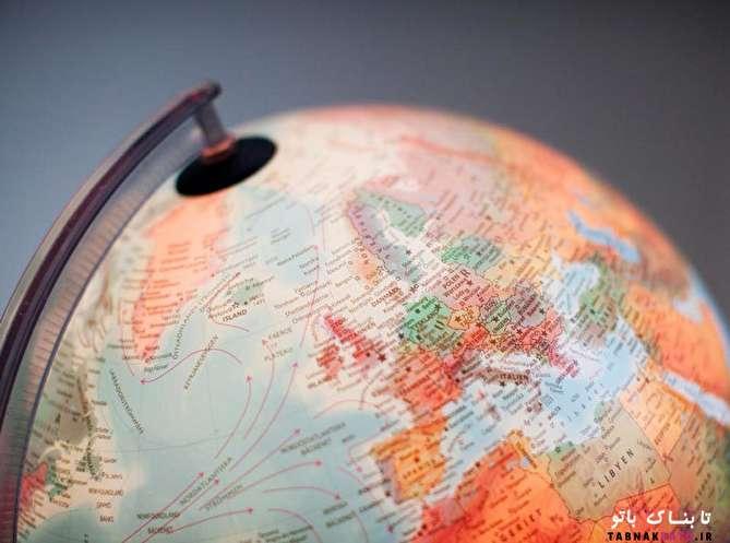فاکتورهای خاص برای نامگذاری کشورها