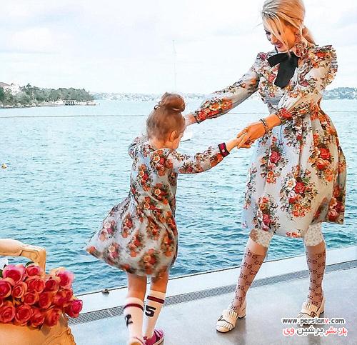 ست های زیبا و شیک مادر و دختر استرالیایی