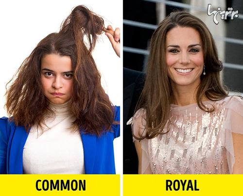 قوانین زیبایی ممنوعه برای خانواده سلطنتی