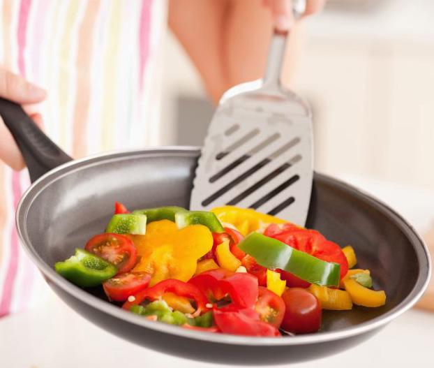 روش های مختلف برای طبخ سبزیجات