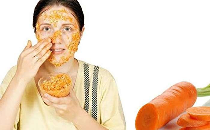 ماسک صورت ضد پیری را با این دستور خانگی درست کنید!!