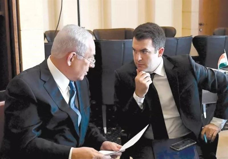آزار جنسی خبرنگار زن توسط سخنگوی نتانیاهو +تصاویر