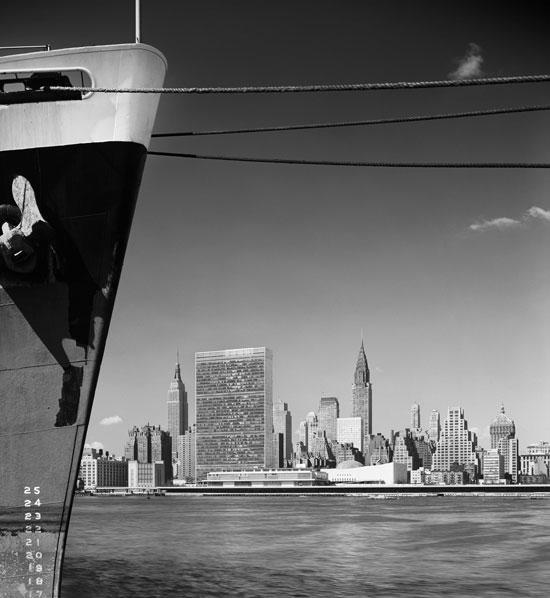 نمایش نمادهای مدرنیسم آمریکا+عکس