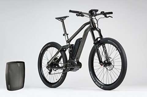 وسیله ای که دوچرخه شما را به قایق تبدیل میکند