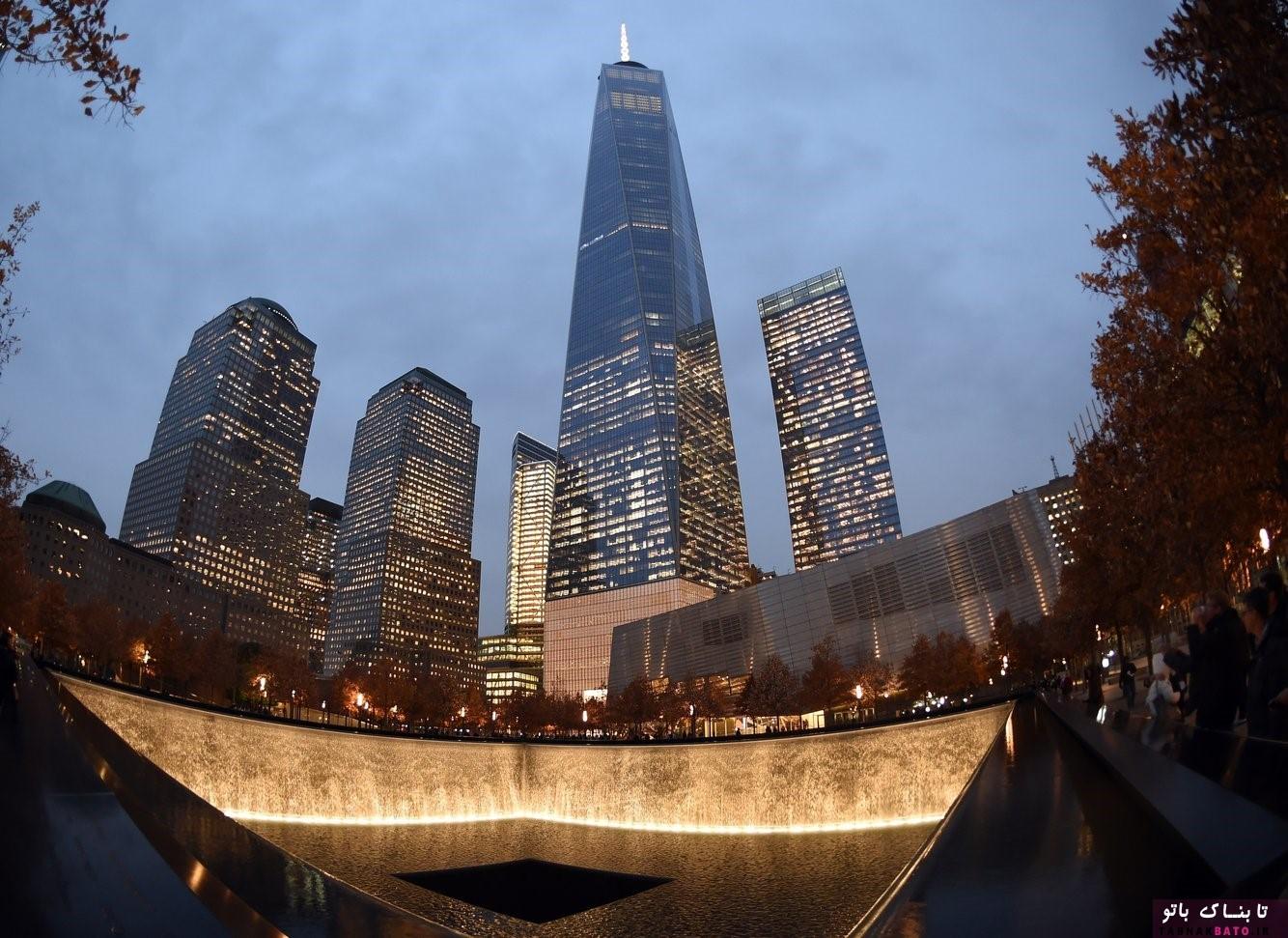 20 عکس تکان دهنده از حمله 11 سپتامبر