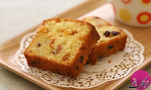 طرز تهیهی یک کیک به سبک انگلیسی