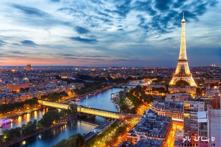 تاریکی های پاریس