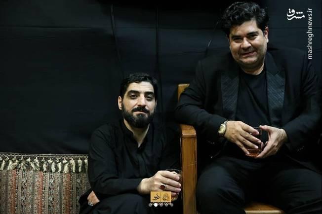 عزاداری سالار عقیلی در شب ششم محرم+عکس