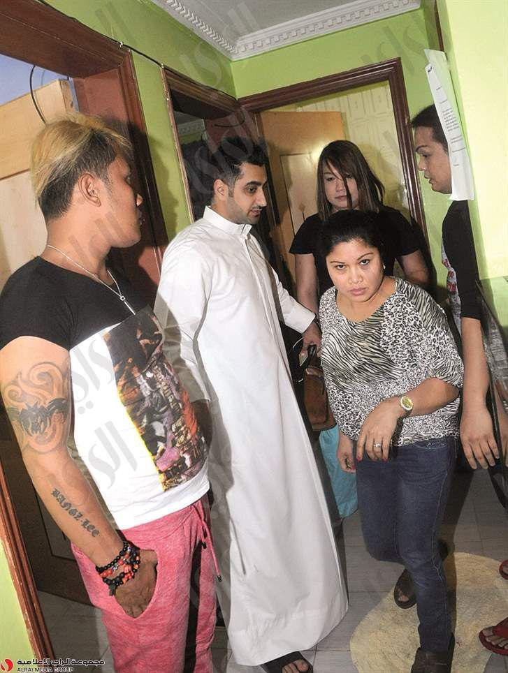 کمپین ضد ماساژ در کویت