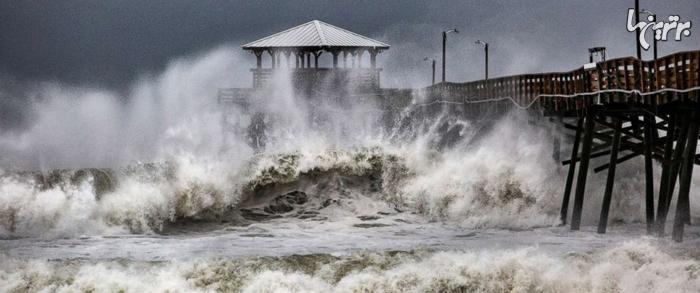 حقایقی درباره طوفان هوریکان+عکس