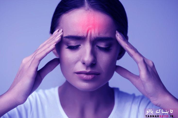 دلایل عجیب که شما را به سردرد مبتلا می کند
