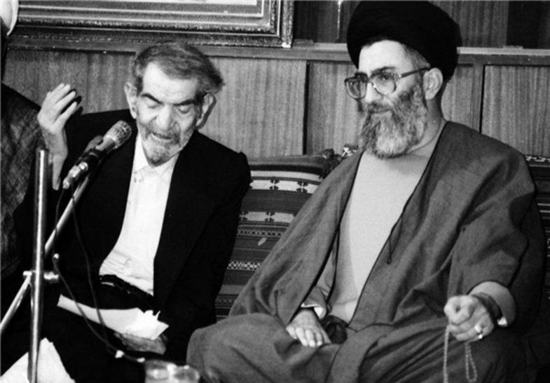 شعر منتشر نشده از استاد شهریار درباره رهبر انقلاب +تصاویر