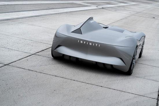 نمونه اولیه خودروی تک نفره را ببینید+عکس