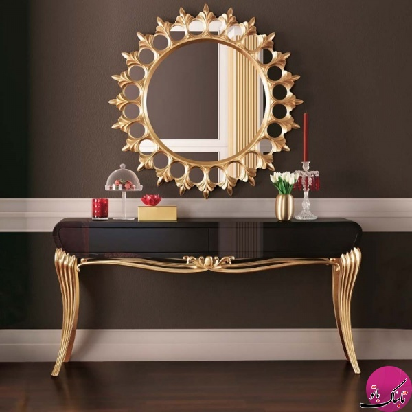 مدلهای شیک و مدرن آینه و کنسول