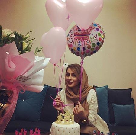 بیوگرافی و عکس های عروسی سمانه پاکدل