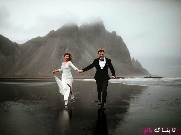 زیباترین عکس های مراسم ازدواج 2018