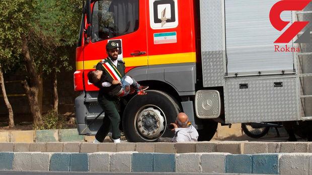 عکسی که دیروز اشک همه ایرانی ها را در آورد