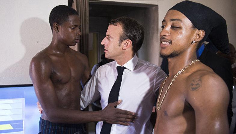 عکسهای جنجالی آقای رئیس جمهور در جزایر کارائیب