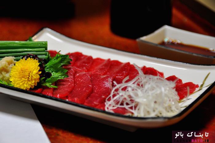 پنج غذای منحصر به فرد و عجیب ژاپنی