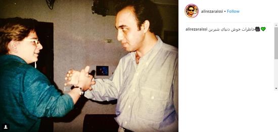 عکس خاطرهانگیز رضا عطاران در یک سریال قدیمی