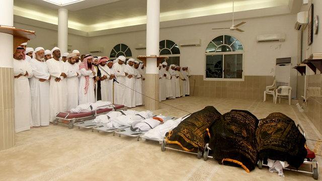 مرگ خانواده اماراتی در آتش سوزی خانه +عکس