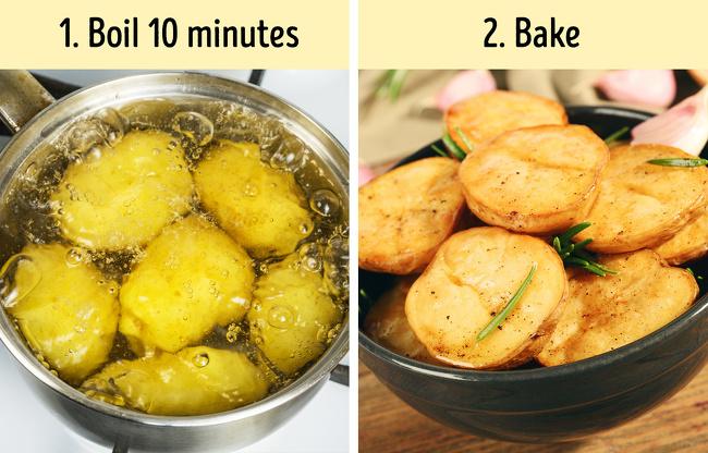 ۱۴ ترفند آشپزی که زندگی را آسانتر میکنند