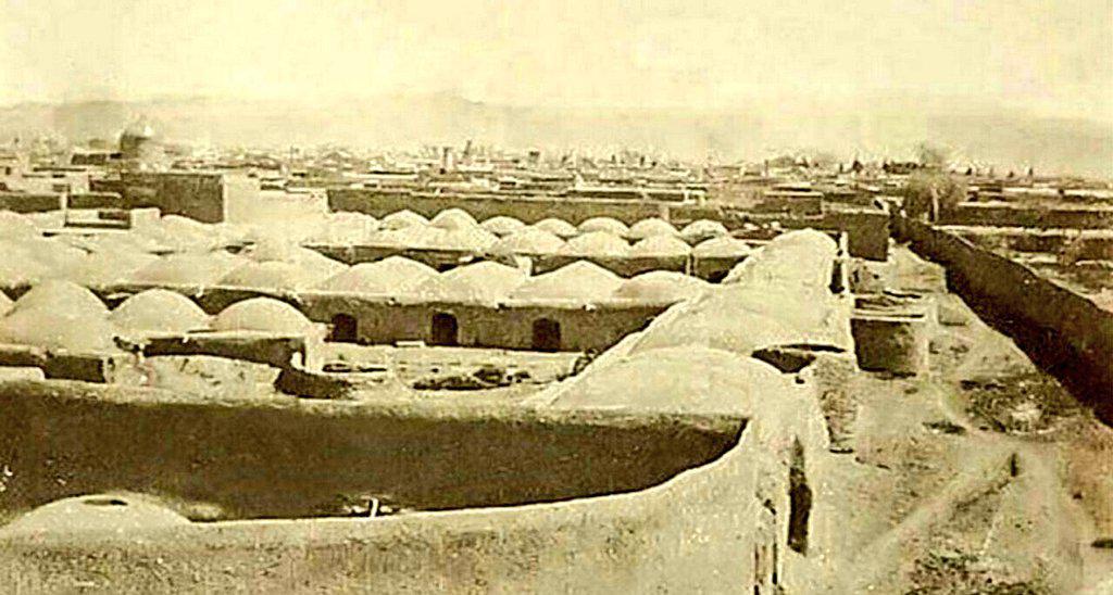 قدیمیترین عکس به جا مانده از تهران