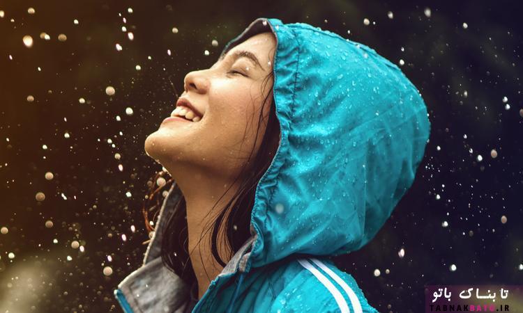 علت بوی دلپذیر و تازه ی باران چیست؟