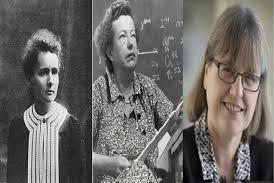 چهار زنی که چهره فیزیک را تغییر دادند +تصاویر