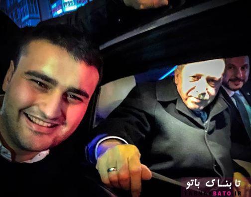 «محمد بوراک»؛ سرآشپز جوان ترکیهای با نمایشهای شگفت انگیزش