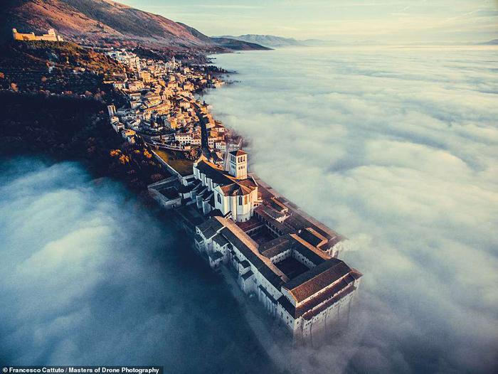 تصاویر هوایی از زیباترین مکانهایی که در عمرتان دیدهاید!