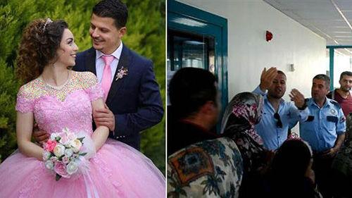 عروس به شوخی نه گفت، مراسم به هم خورد+ عکس