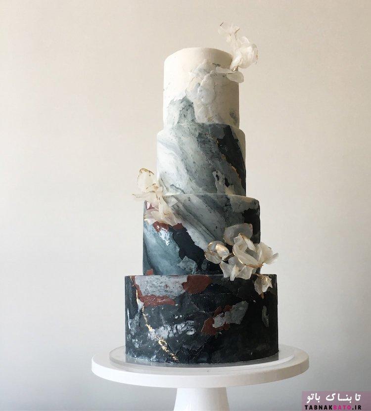 پانزده ایده هنری برای تزئیین کیک