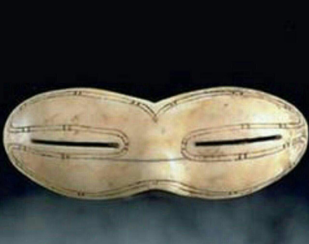 قدیمیترین عینک آفتابی دنیا +عکس