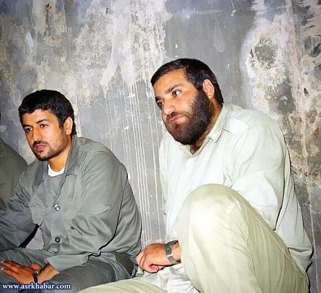 فرمانده سپاه در روزگار جوانی +عکس