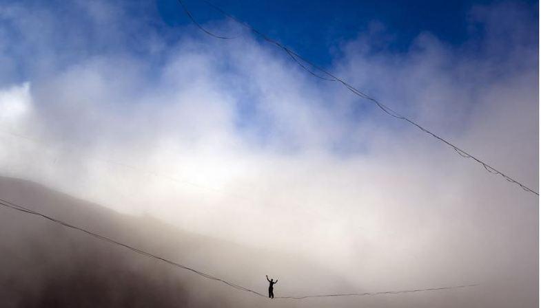 خطرناک ترین ورزش جهان+عکس