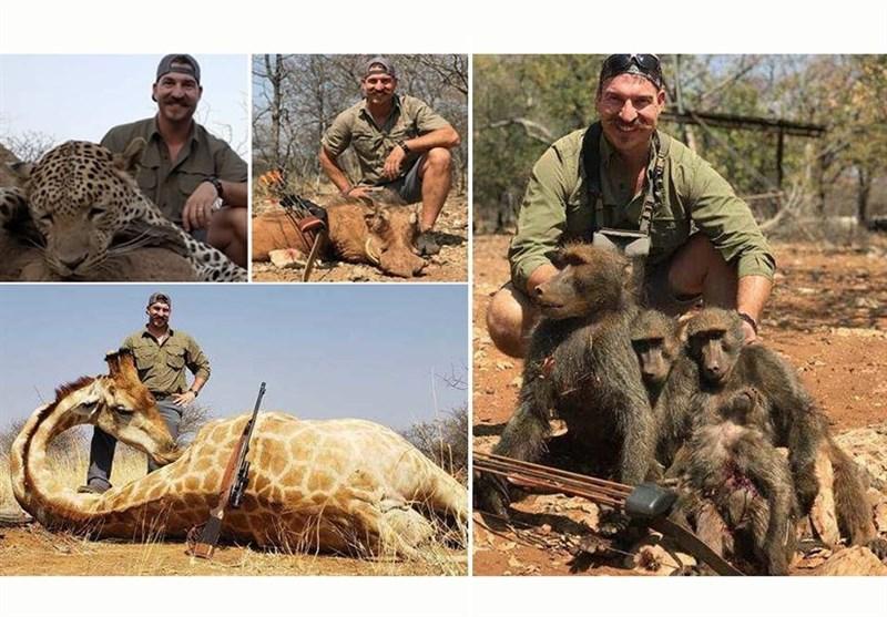 شکار مسئول حیات وحش آیداهو در آفریقا جنجال بپا کرد +عکس