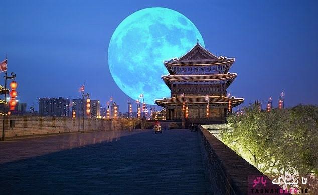 چین ماه مصنوعی می سازد!