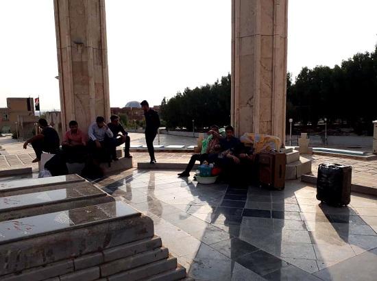 اخراج دانشجویان دانشگاه آزاد گچساران از خوابگاه