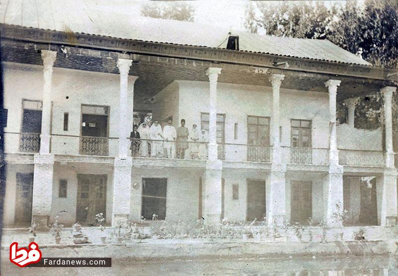 خانه زیبای تابستانی در شمیران +عکس
