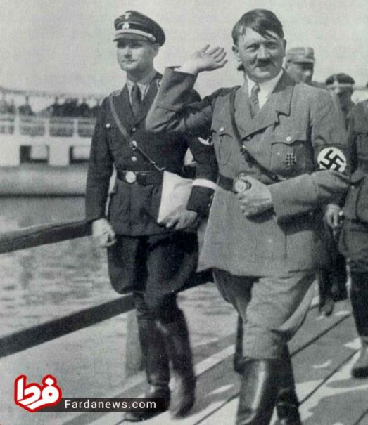 داستان فرار اسرارآمیز معاون هیتلر+تصاویر