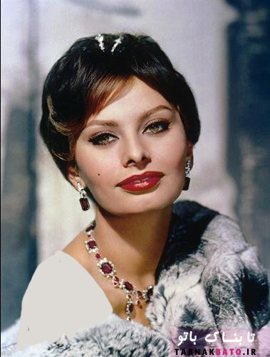 زیباترین جواهرات «سوفیا لورن»؛ نماد سینمای ایتالیا