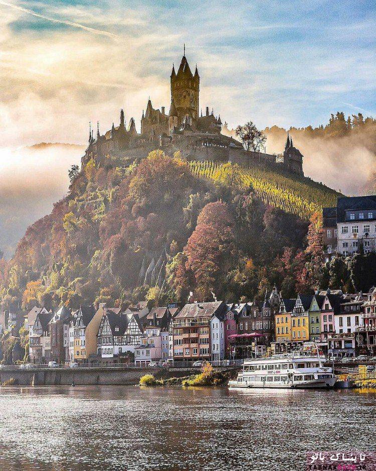 زیباترین قلعه تاریخی در آلمان