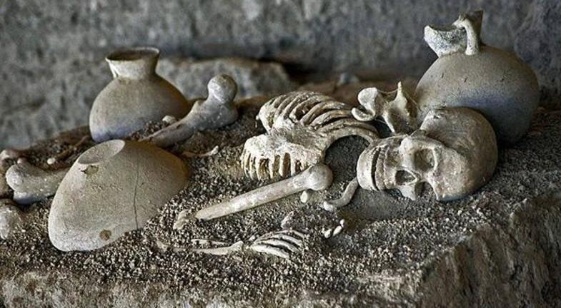 معدن طلای انسان شناسان در بهشهر +تصاویر