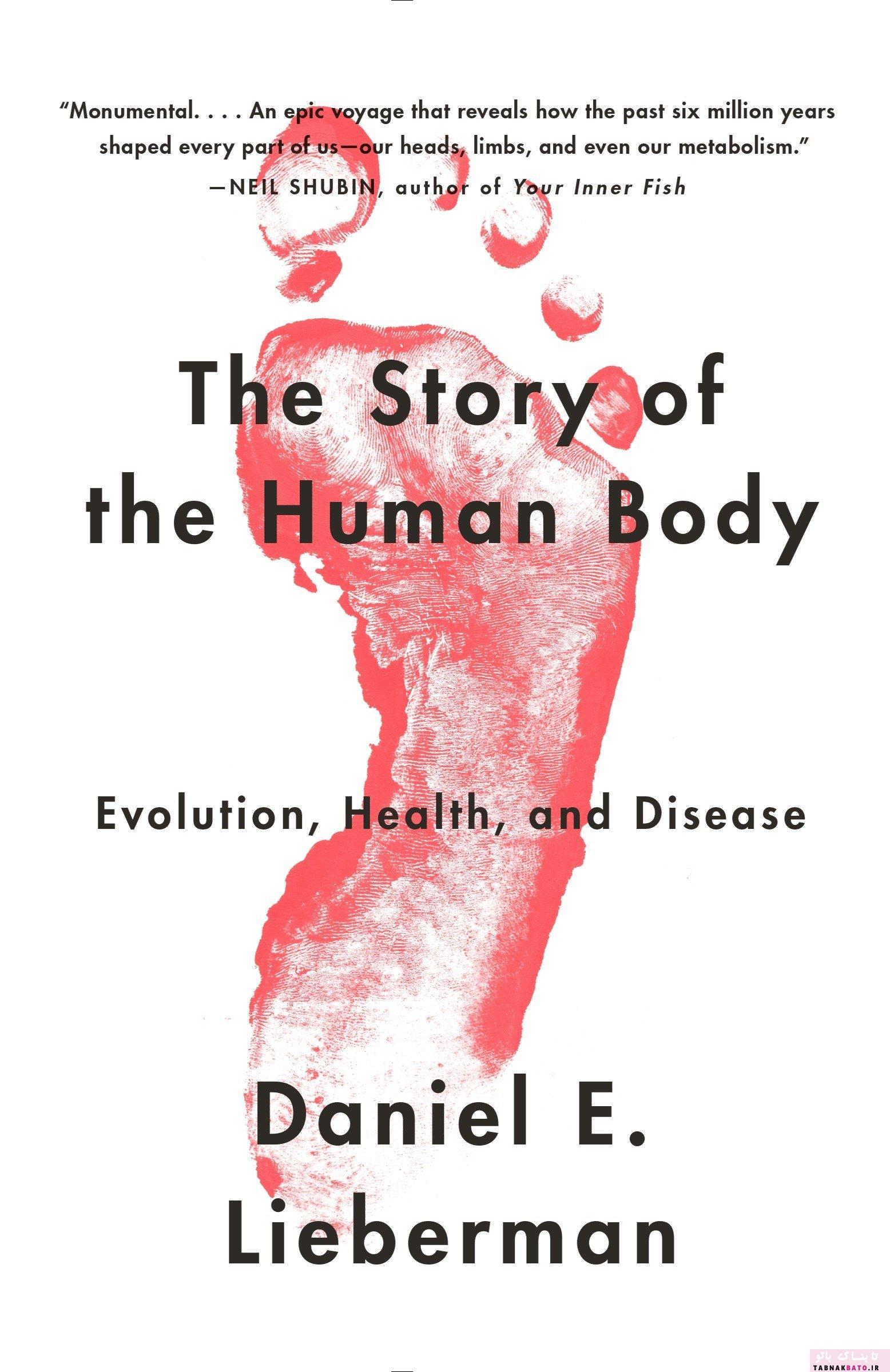 کتابهایی که هر آنچه باید درباره بدنتان بدانید به شما میگویند