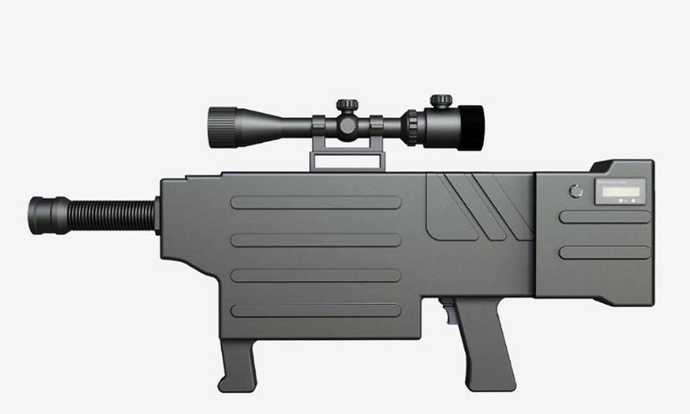 چینی ها تفنگ واقعی لیزی ساختند+عکس