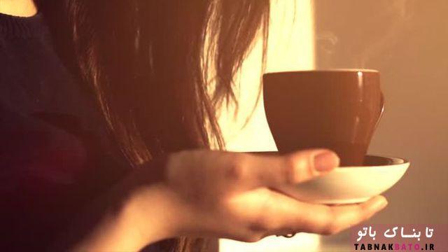 کاربرد جالب نعلبکی قهوه خوری در صدها سال پیش