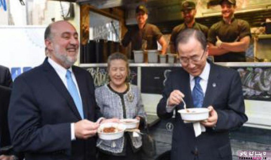 طرز تهیه «قلیه گوجه» اردنی؛ غذایی که سیاسی شد!